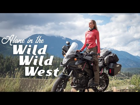 BC's Wild West: A Solo Motorcycle Adventure