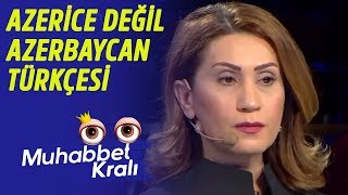 Azerice Değil Azerbaycan Türkçesi