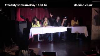 #TheDirtyGamesWePlay 17.08.14 @ Proud Cabaret City ADVERT