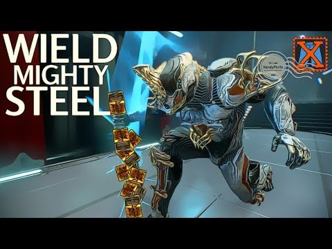 [Warframe] Melee Weapon Build Tutorial | Core Mods | When To Use Them