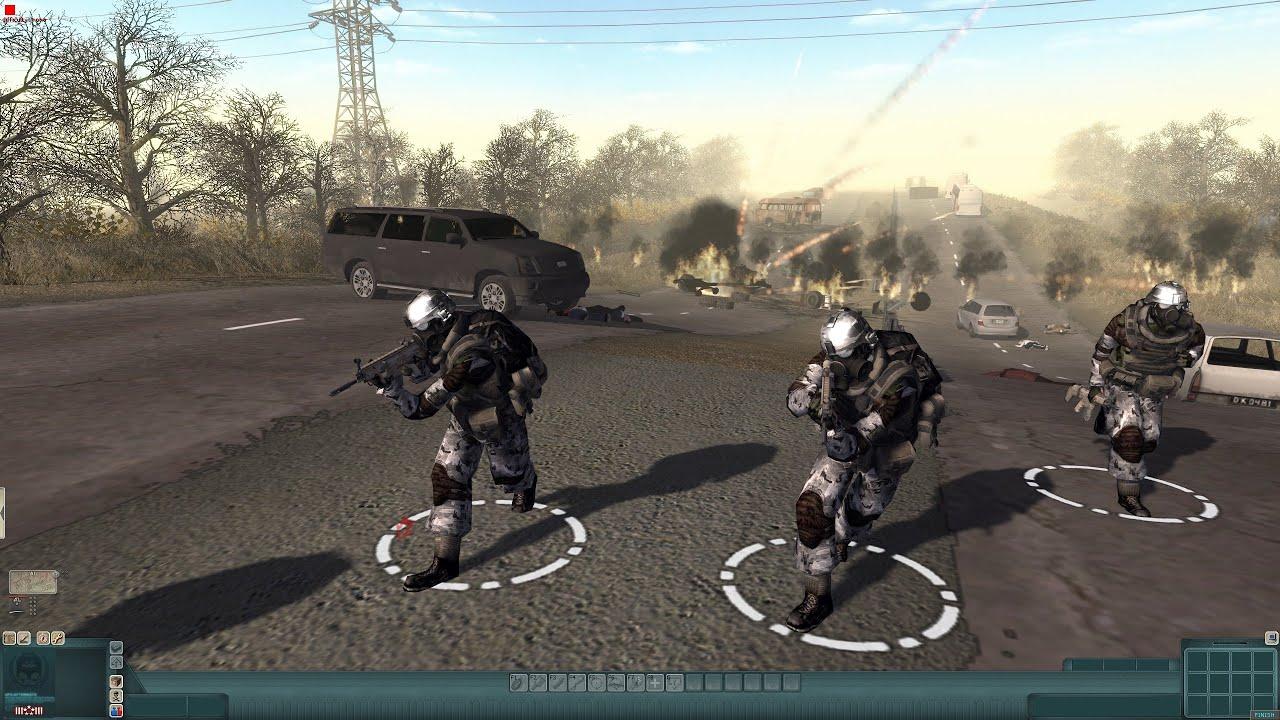 Men Of War Assault Squad 2 Future War Part 2 - YouTube