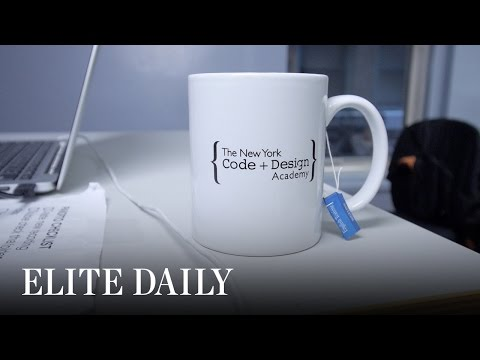 Why Learning To Code Can Help You Land The Job Of Your Dreams [Disruptive] | Elite Daily