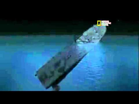 the real accident story video of titanic...