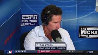 Paul O'Neill remembers the 1998 Yankees