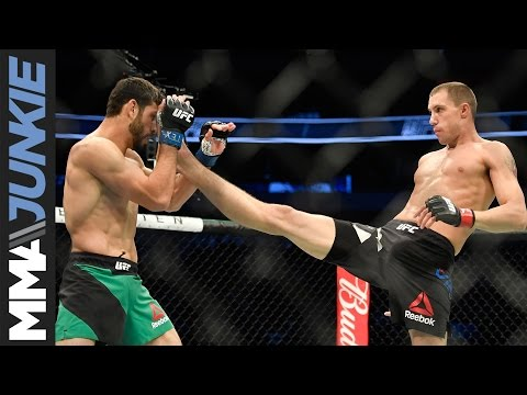 James Vick believes it's time, wants winner of Michael Chiesa vs. Kevin Lee (full Interview)
