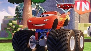★ CARS 2 ★ Playset - Disney Infinity  - GAMEPLAY [HD] #19