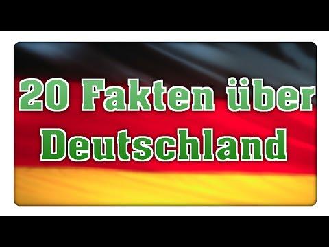 20 Deutschland Fakten ! #03 - VamosDotPK