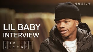 """Lil Baby On 'Street Gossip,' ATL's Rap Scene And That Memorable """"Yes Indeed"""" Line 