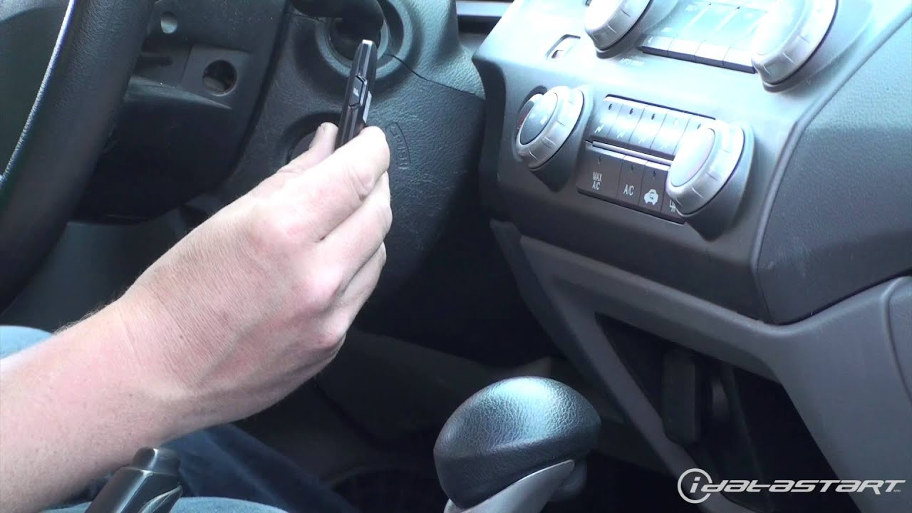 Valet Mode Remote