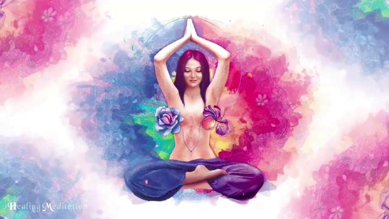 555Hz + 528Hz  Deep Healing  Body & SoulㅣChakra Balancingㅣ Repairs DNAㅣMiracle Tone