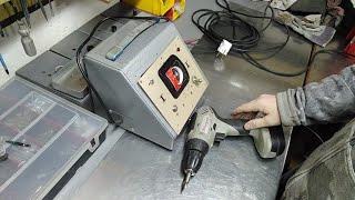 Переделка аккумуляторного шуруповёрта для сети 220 вольт