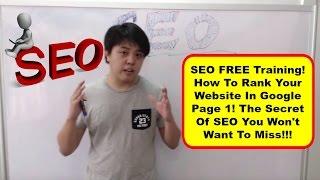 Best SEO Singapore - SEO Search engine marketing Singapore 2015