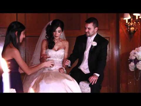 Shady & Billy's Persian Wedding at the Willard Intercontinental Hotel