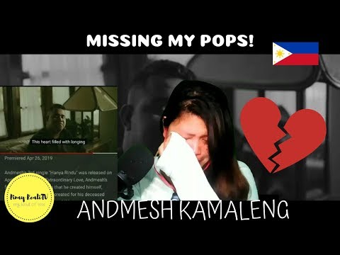 [Filipina Reacts] Is Andmesh Kamaleng cutting onions once again?