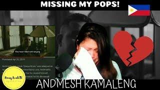Download lagu [Filipina Reacts] Is Andmesh Kamaleng cutting onions once again? MP3