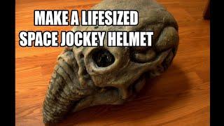 ALIEN & PROMETHEUS Space Jockey Lifesize Prop Tutorial