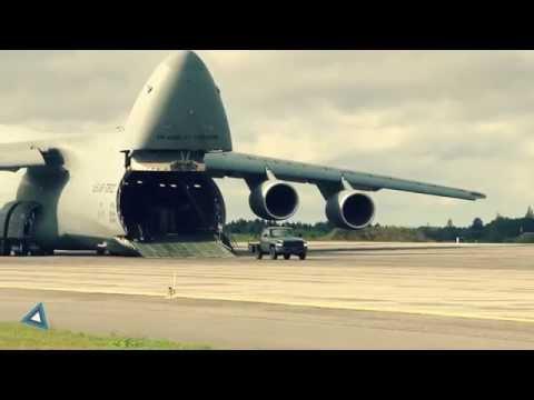 C-5 Galaxy @ Ämari Air Base