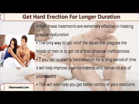 How to make my husband erect