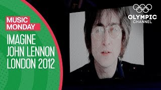 John Lennon's Imagine @ London 2012 Olympics - Children's Choir Performance | Music Monday