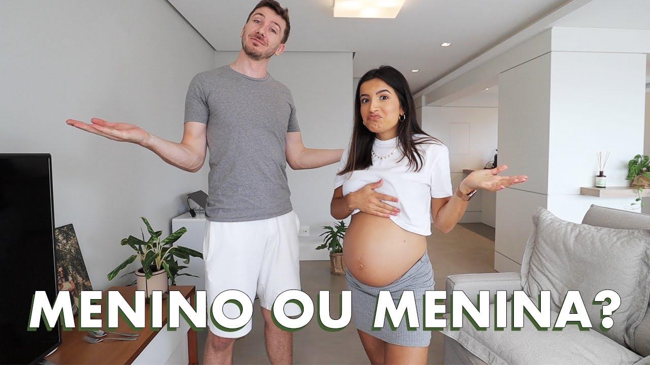 DESCOBRIMOS O SEXO DO BEBÊ 😂   Vanessa Lino