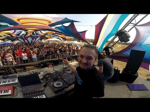 Static Movement Live @ Rounders Festival 2015 @ Guadalajara @ Mexico
