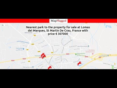 3BED | 1BATH | € 307000 | Villas for sale in Nimes, France 2018 | MapFlagged