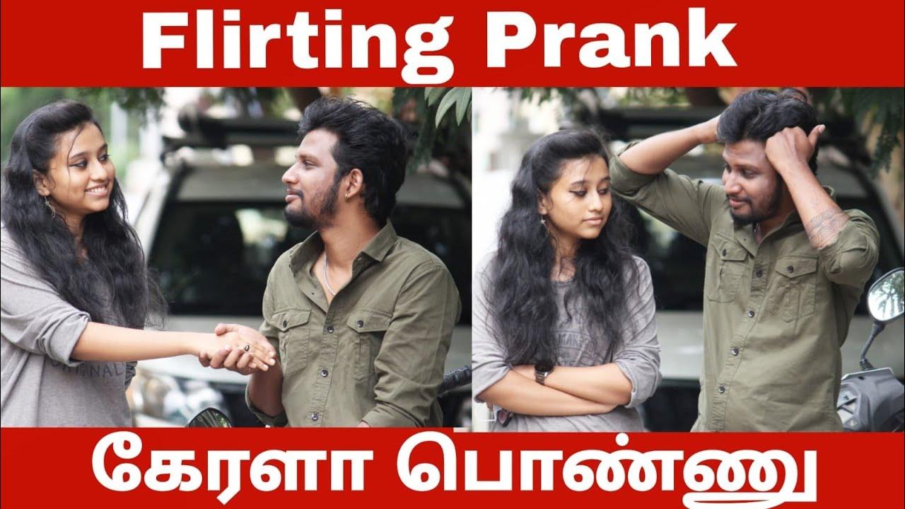 Flirting Prank Kerala Ponnu Sweet Love Proposal | VJ Prem | Ka Ka Ka Po