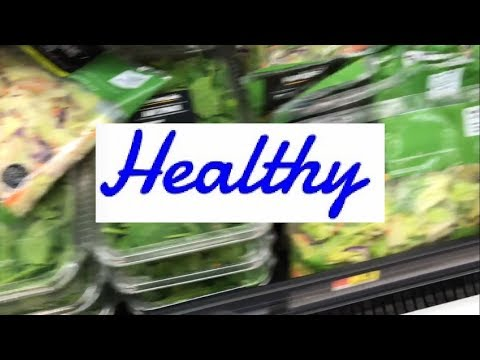 How To Shop For Healthy Food