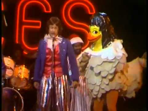 Rick Dees  Disco Duck (Live Midnight Special)
