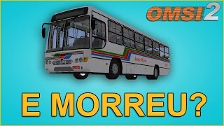 OMSI 2 - Simulador de Ônibus - Skin Santa Maria para Viale OF1721 2 portas+gameplay