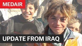 Update from Iraq