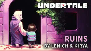 Beautiful piece of music called Ruins by Toby Fox covered with love...