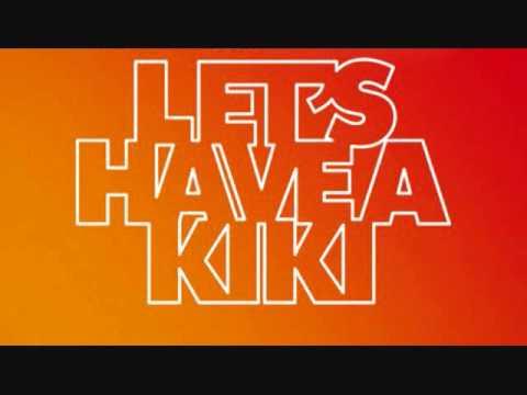 Scissor Sisters - Let's Have a Kiki Danny Verde Remix