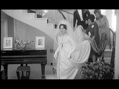 The Royal Wedding of Mohammad Reza Shah Pahlavi and Farah Diba