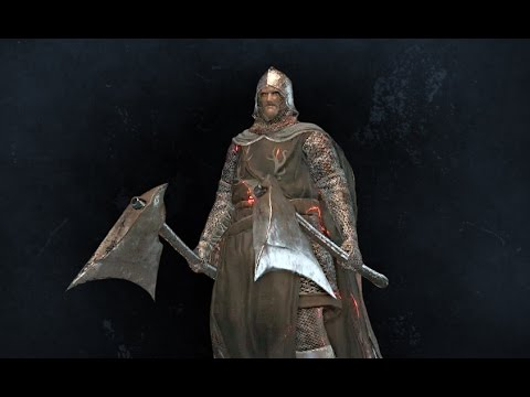 Dark Souls 3 Pvp Winged Knight Twin Axes Youtube