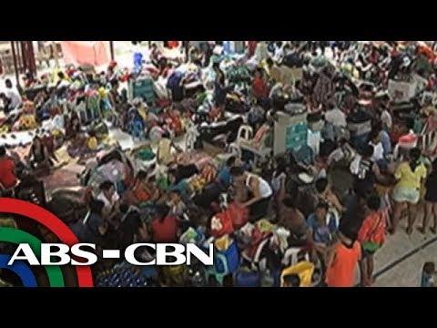 TV Patrol: 800 pamilyang nasunugan sa Taguig, tinulungan