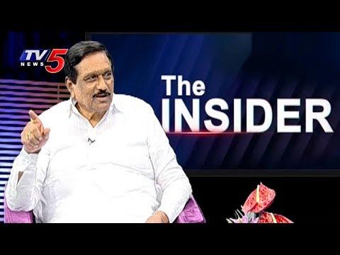 The Insider With AP Deputy CM KE. Krishnamurthy | The Insider | TV5 News