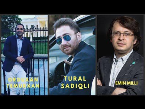 Orduxan Temurxan, Emin Milli,Tural Sadıqlı : Xalq Yunus Səfərovu QORUDU !