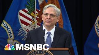 Trump Corruption of DOJ Lingers Under Garland, Risks Precedent