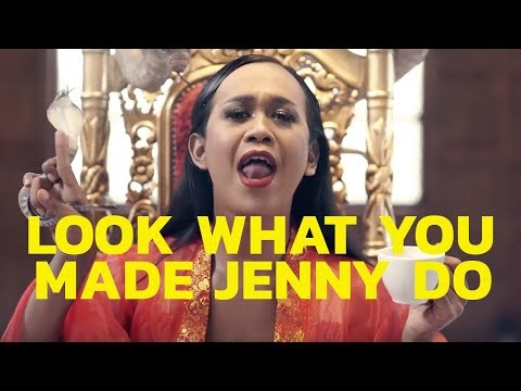Look What You Made Me Do - Jenny Swift ( Bangkok Version )
