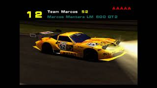 Test Drive Le Mans (PS1): Best Racing Game I