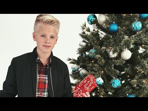 Carson Lueders - Santa Claus Coming To Town