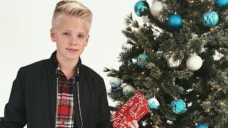 Carson Lueders - Santa Claus Is Coming To Town