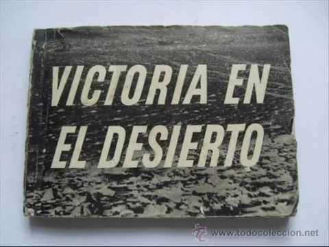 VICTORIA EN EL DESIERTO LETRA Y AUDIO EN ESPAÑOL