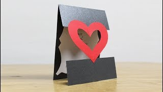 How to make anniversary card for husband - Greeting Card Making