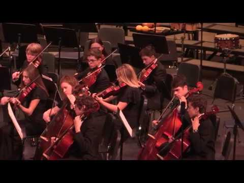 The Holiday Orchestra Concert / December 12th, 2017
