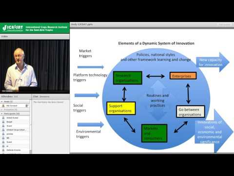 Innovation systems research:  where we came from and where we could go by Dr Andy Hall