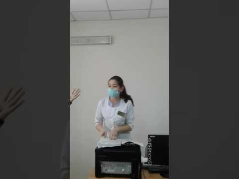 Врачи в г. Астана. Инфекционная больница