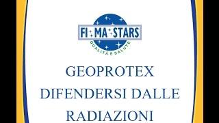 GEOPROTEX -  DIFENDERSI DALLE RADIAZIONI