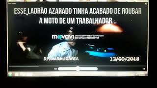 Moto roubada!!! Araucária PR!!!